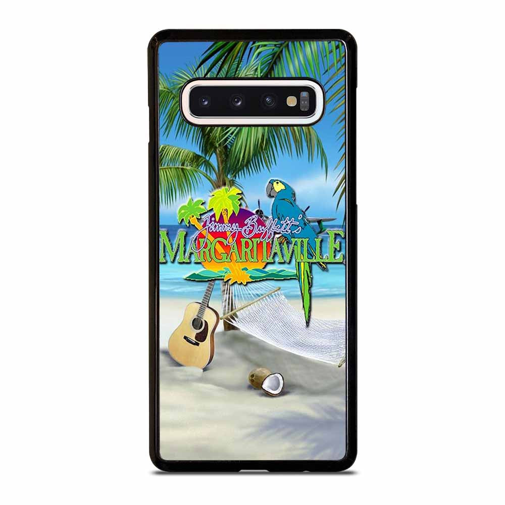 BEACH JIMMY BUFFETS MARGARITAVILLE Samsung Galaxy S10 Case