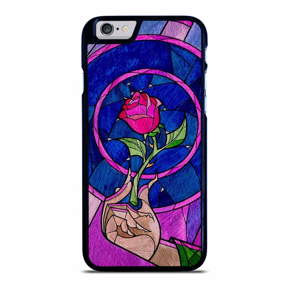 BEAUTY AND THE BEAST ROSE iPhone 6 / 6S Case