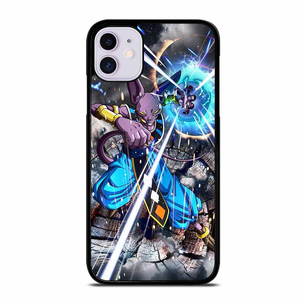 BEERUS DRAGON BALL SUPER iPhone 11 Case