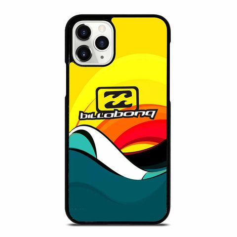 BILLABONG LOGO 2 iPhone 11 Pro Case
