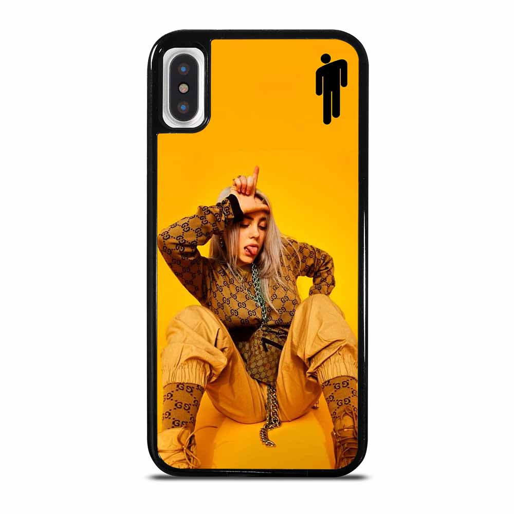 BILLIE EILISH SINGER 2 iPhone X / XS case