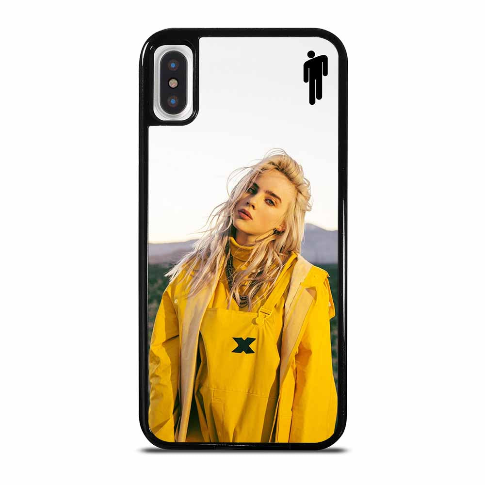 BILLIE EILISH SINGER 3 iPhone X / XS case