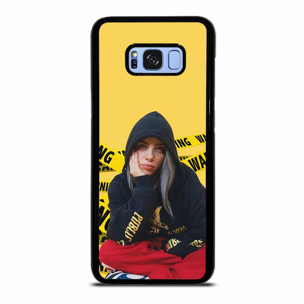 BILLIE EILISH SINGER Samsung Galaxy S8 Plus Case