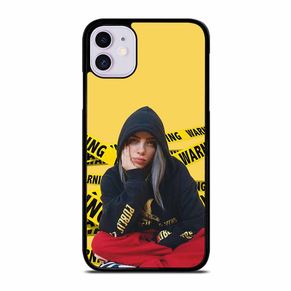 BILLIE EILISH SINGER iPhone 11 Case