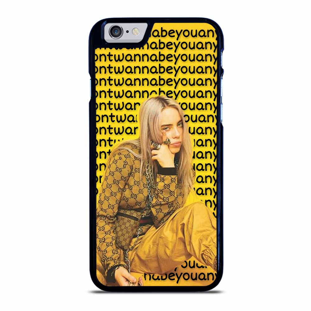 BILLIE EILISH SINGER 4 iPhone 6 / 6S Case