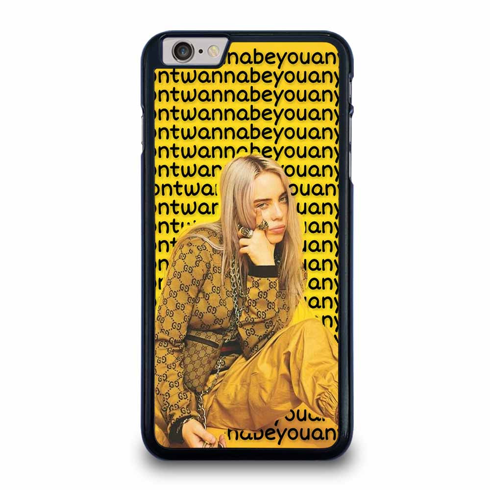 BILLIE EILISH SINGER 4 iPhone 6 / 6s Plus Case