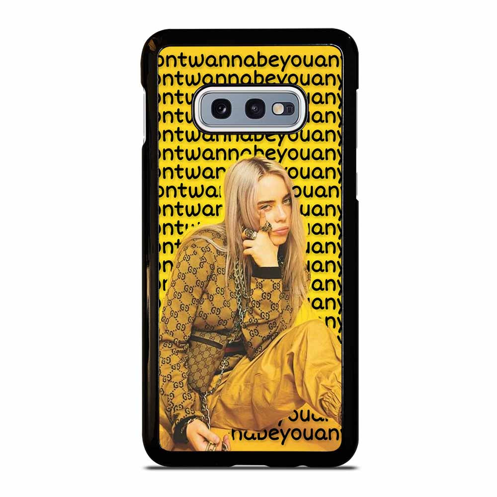 BILLIE EILISH SINGER #4 Samsung Galaxy S10e case