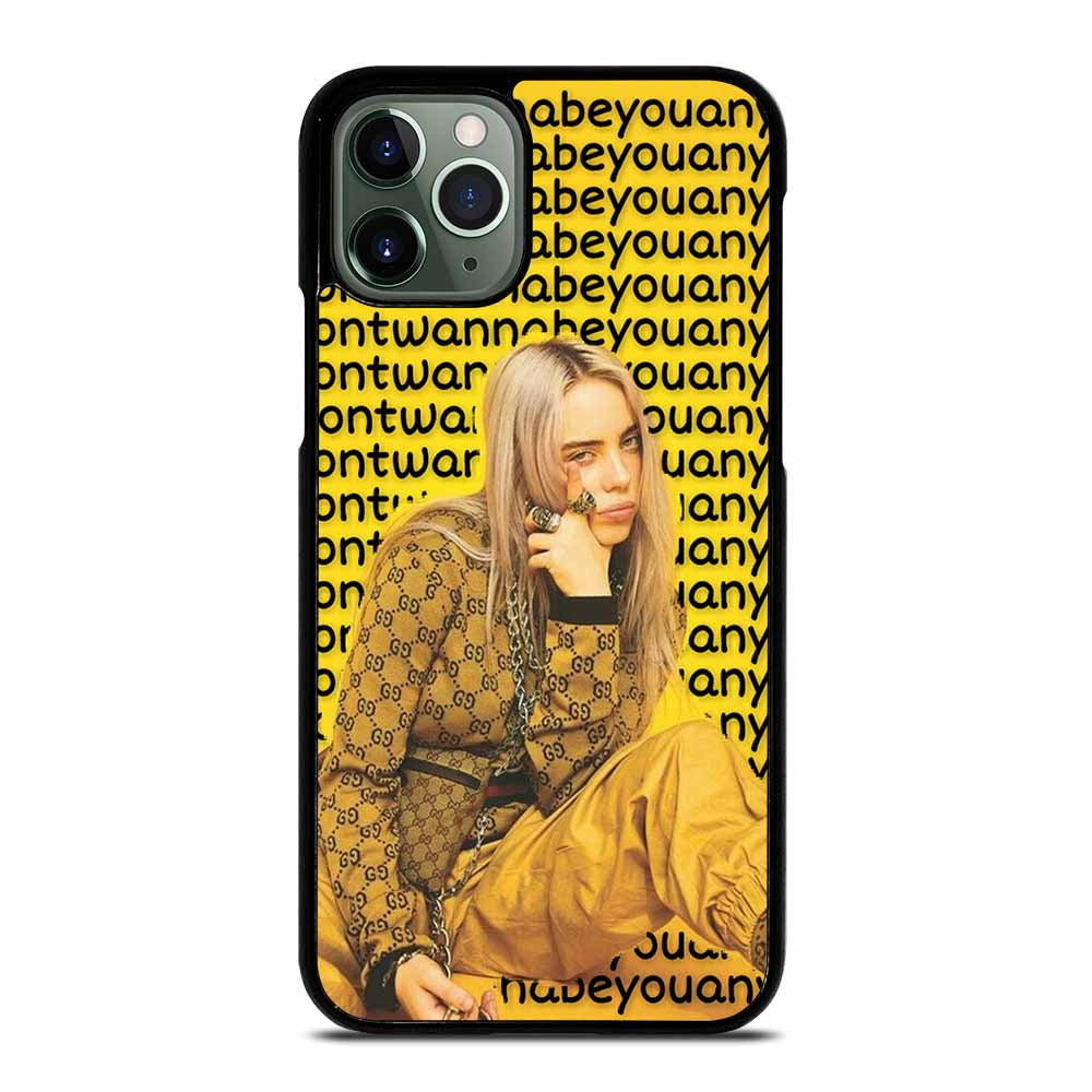BILLIE EILISH SINGER #4 iPhone 11 Pro Max Case