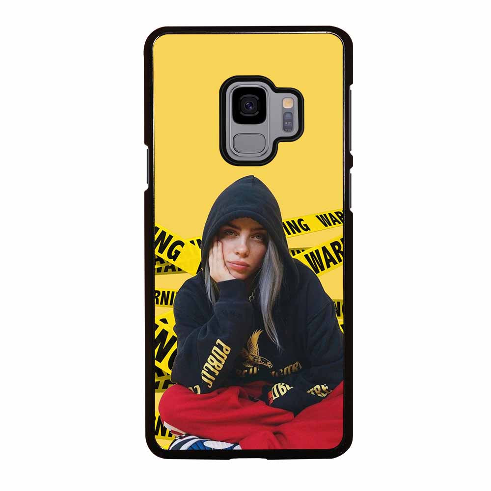 BILLIE EILISH SINGER Samsung Galaxy S9 Case