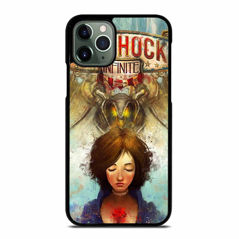 BIOSHOCK INFINITE THE SONGBIRD #1 iPhone 11 Pro Max Case
