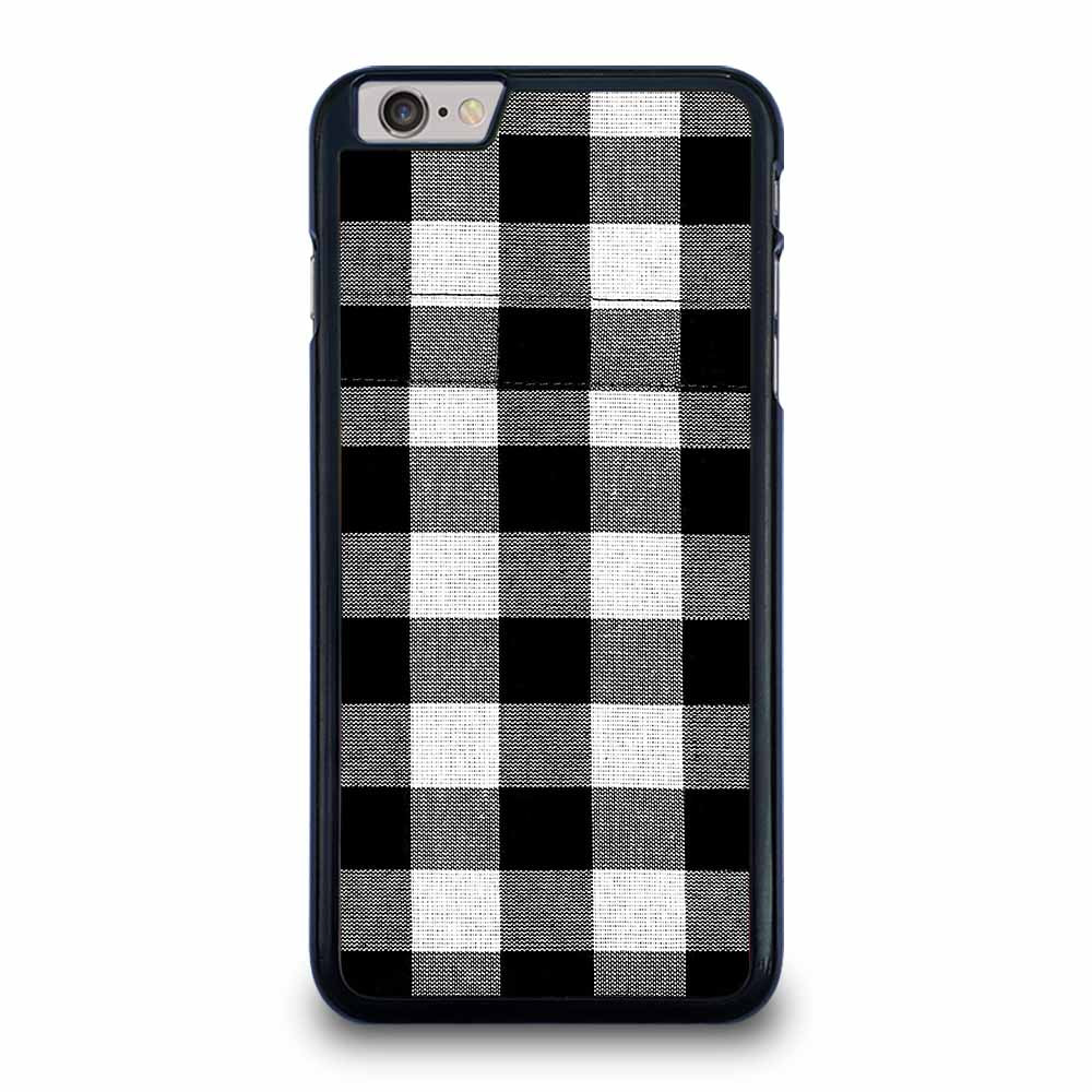 BLACK AND WHITE BUFFALO iPhone 6 / 6s Plus Case