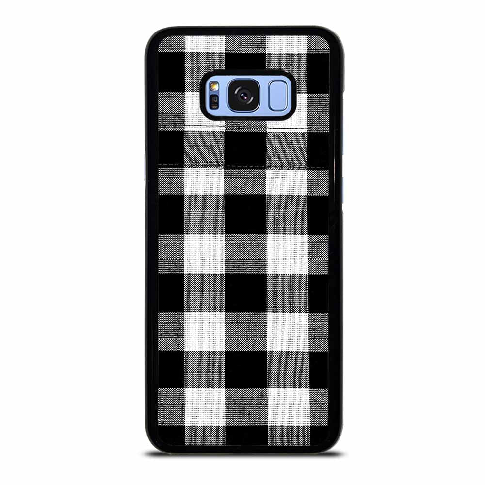 BLACK AND WHITE BUFFALO Samsung Galaxy S8 Plus Case