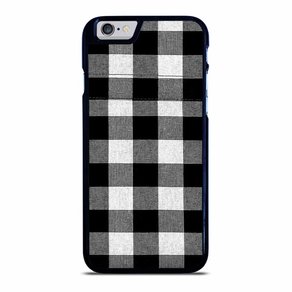 BLACK AND WHITE BUFFALO iPhone 6 / 6S Case