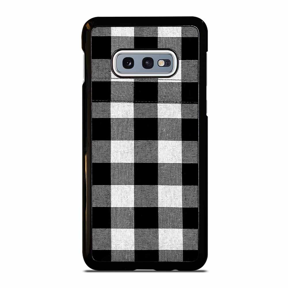 BLACK AND WHITE BUFFALO Samsung Galaxy S10e case