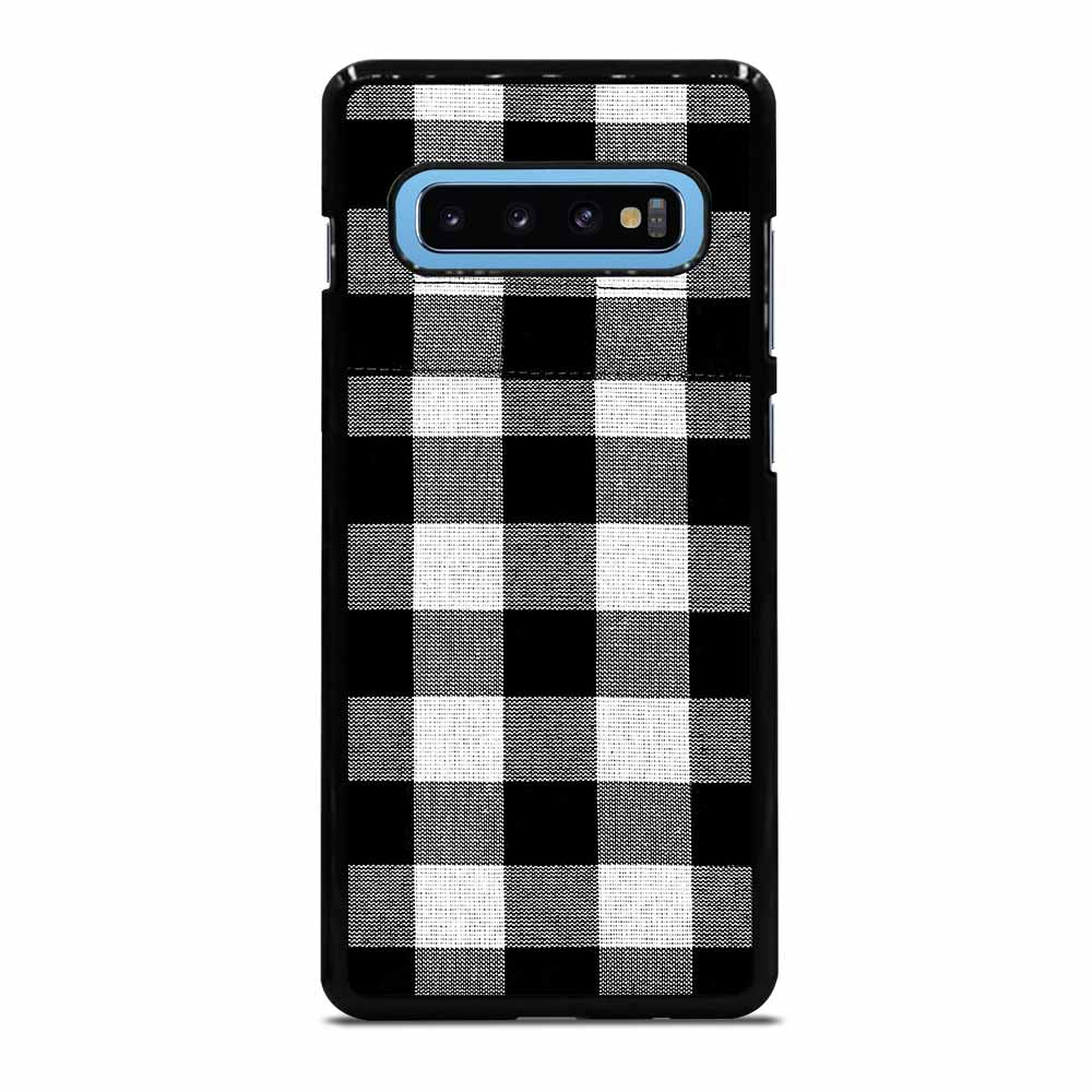 BLACK AND WHITE BUFFALO Samsung Galaxy S10 Plus Case
