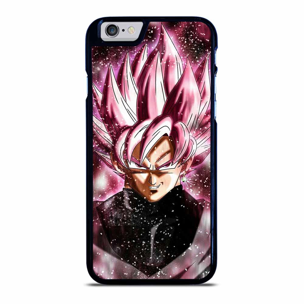 BLACK GOKU ROSE iPhone 6 / 6S Case
