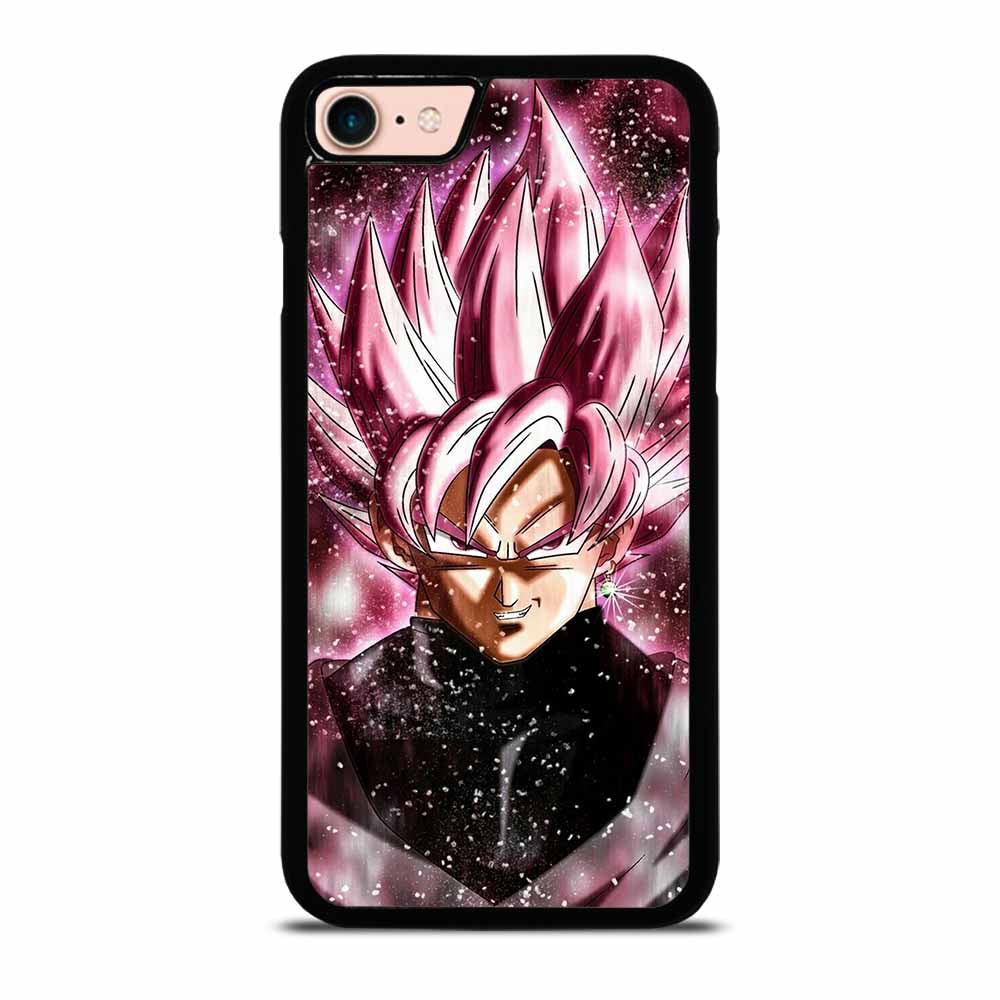BLACK GOKU ROSE iPhone 7 / 8 Case