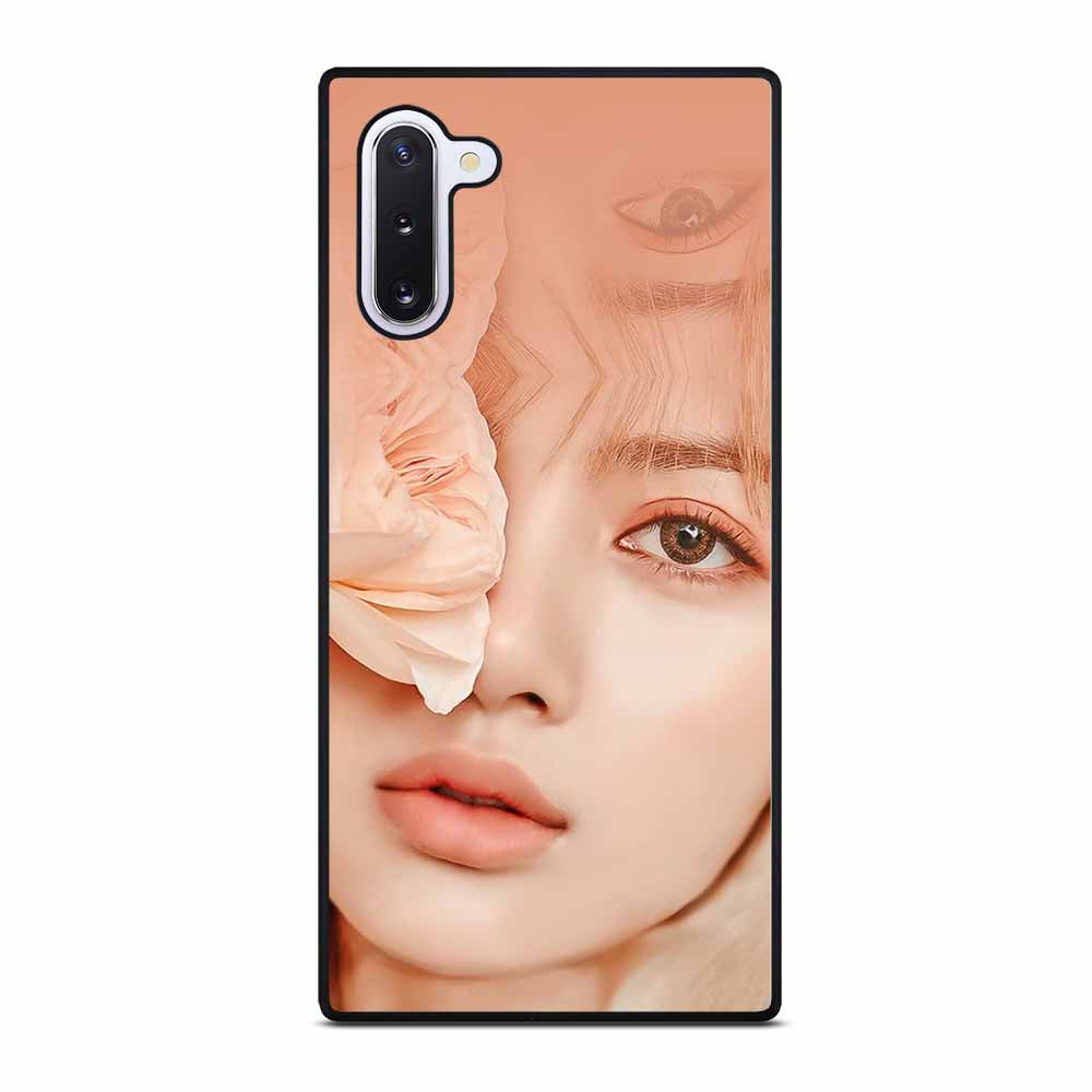 BLACK PINK LISA #1 Samsung Galaxy Note 10 Case