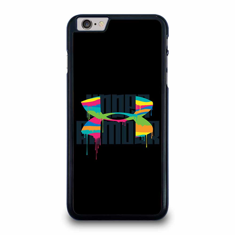 BLACK UNDER ARMOUR iPhone 6 / 6s Plus Case