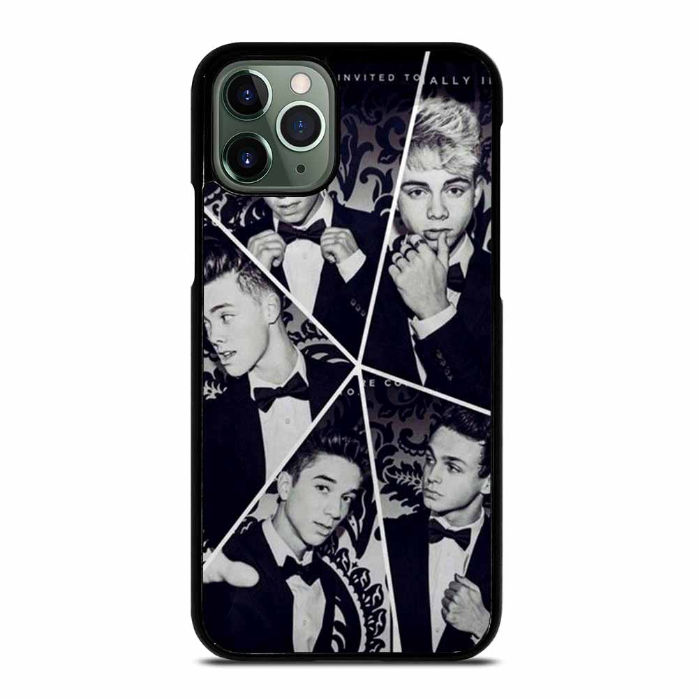 BLACK WHITE WHY DON'T WE #3 iPhone 11 Pro Max Case