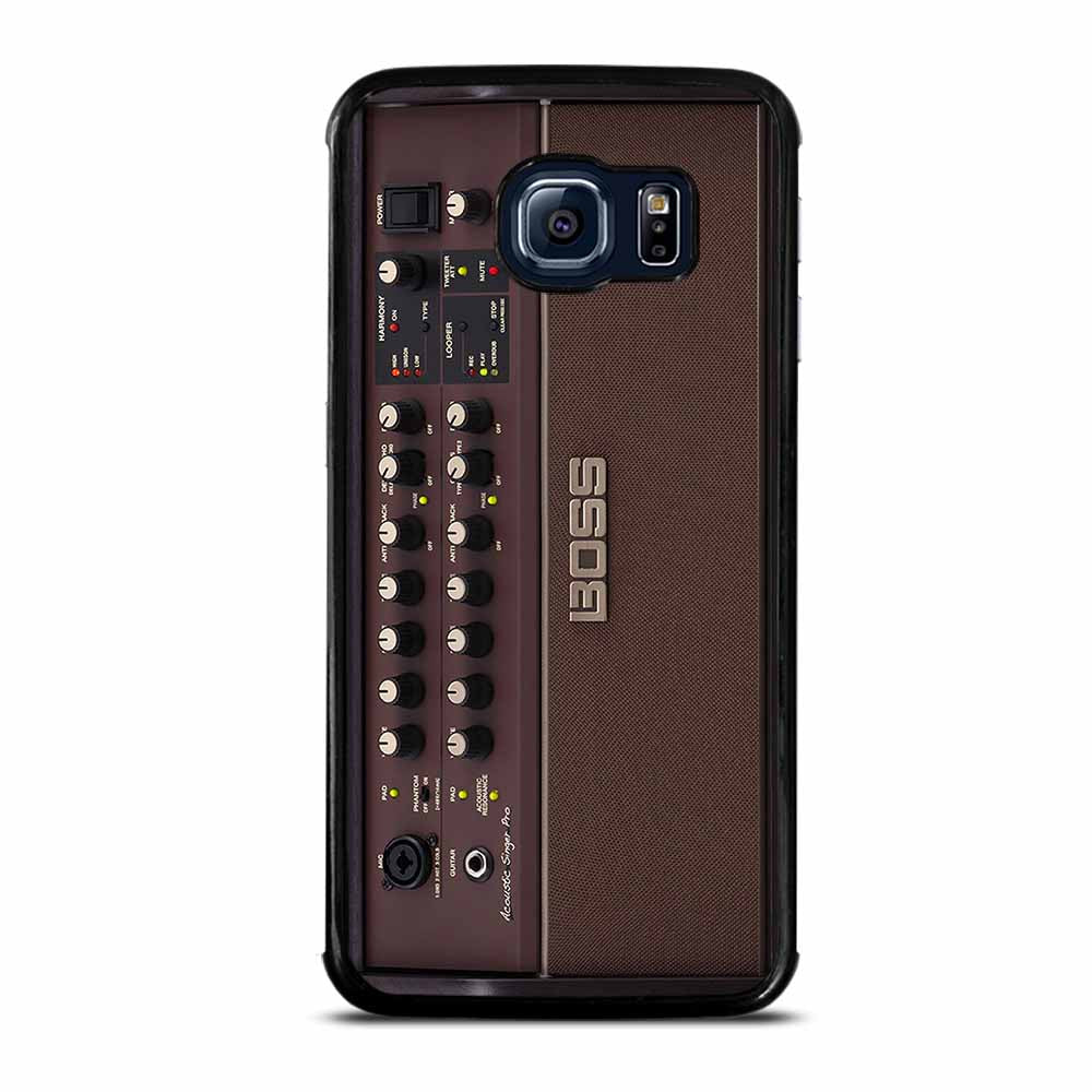 BOSS GUITAR AMPLIFIER Samsung Galaxy S6 Edge Case