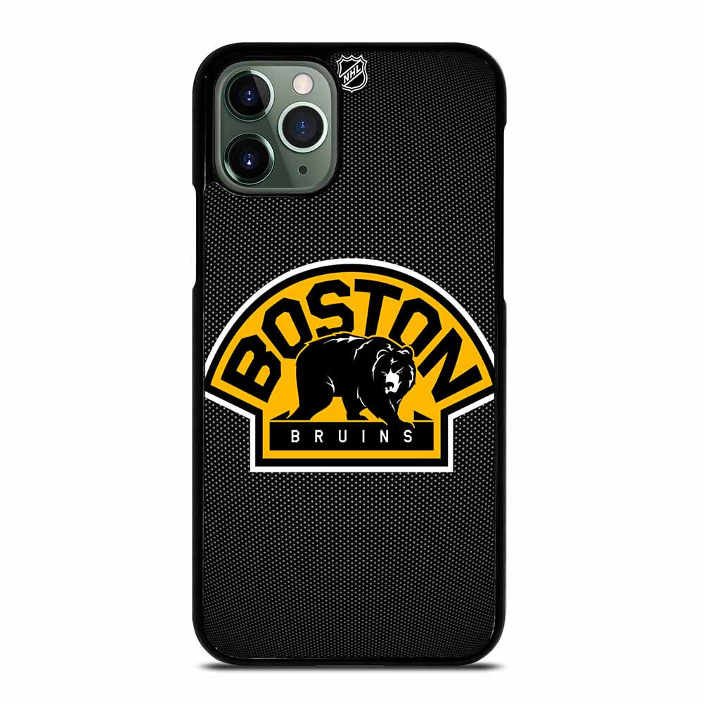 BOSTON BRUINS JERSEY iPhone 11 Pro Max Case
