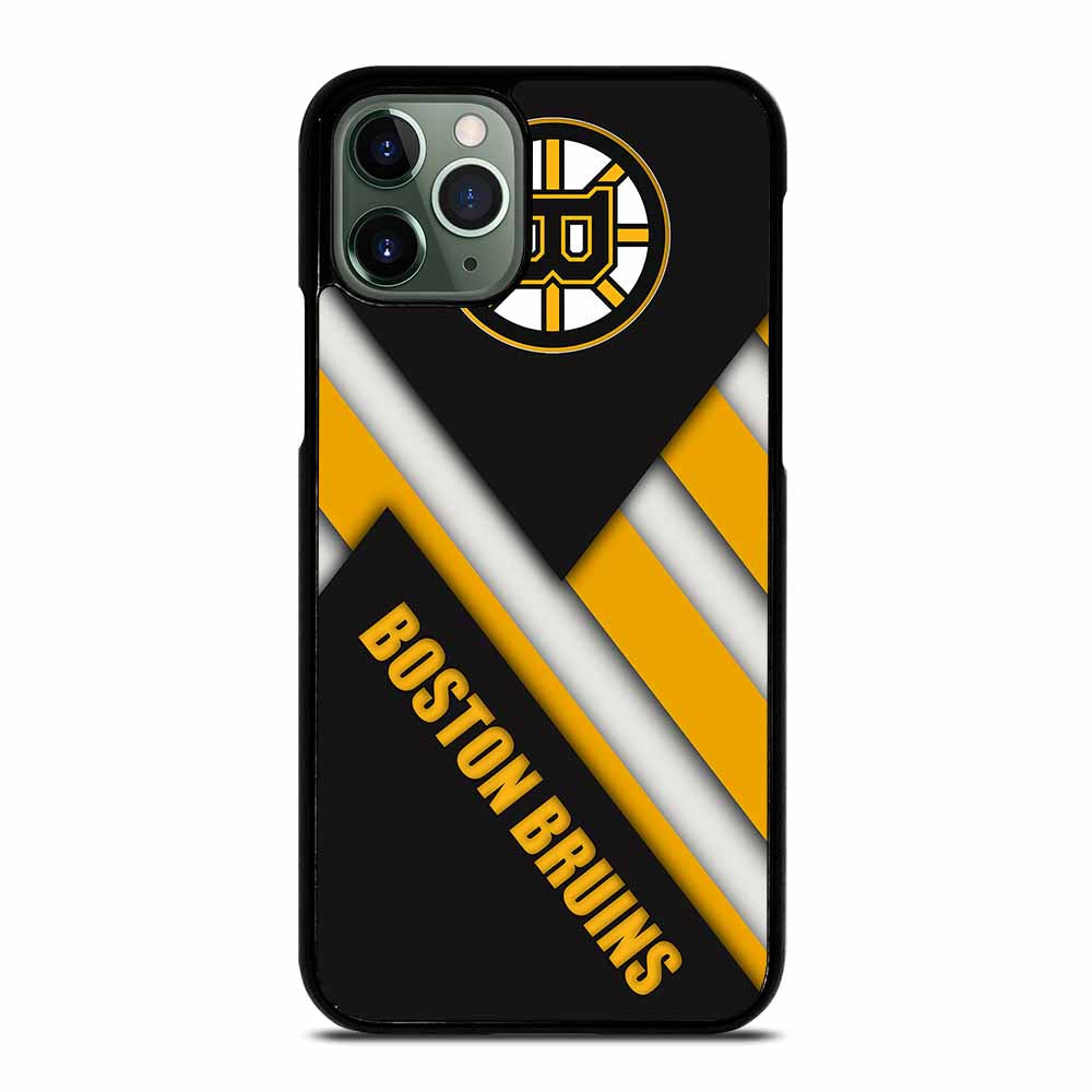 BOSTON BRUINS LOGO iPhone 11 Pro Max Case