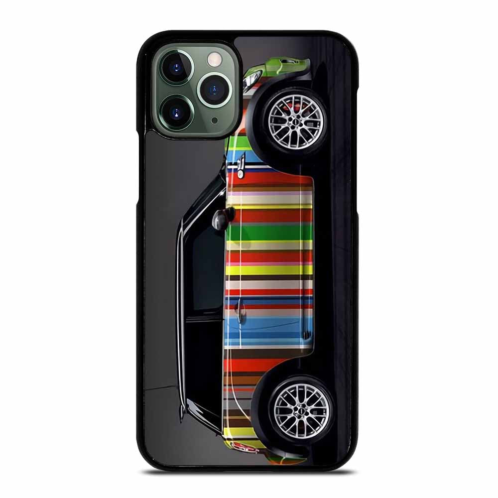 BRAND NEW PAUL SMITH MINI COOPER iPhone 11 Pro Max Case