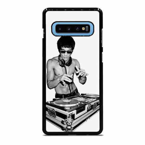 BRUCE LEE DJ Samsung Galaxy S10 Plus Case