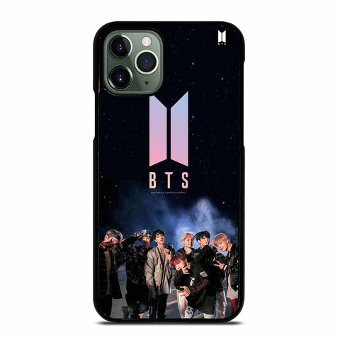 BTS BLACK SIGNATURE #D3 iPhone 11 Pro Max Case