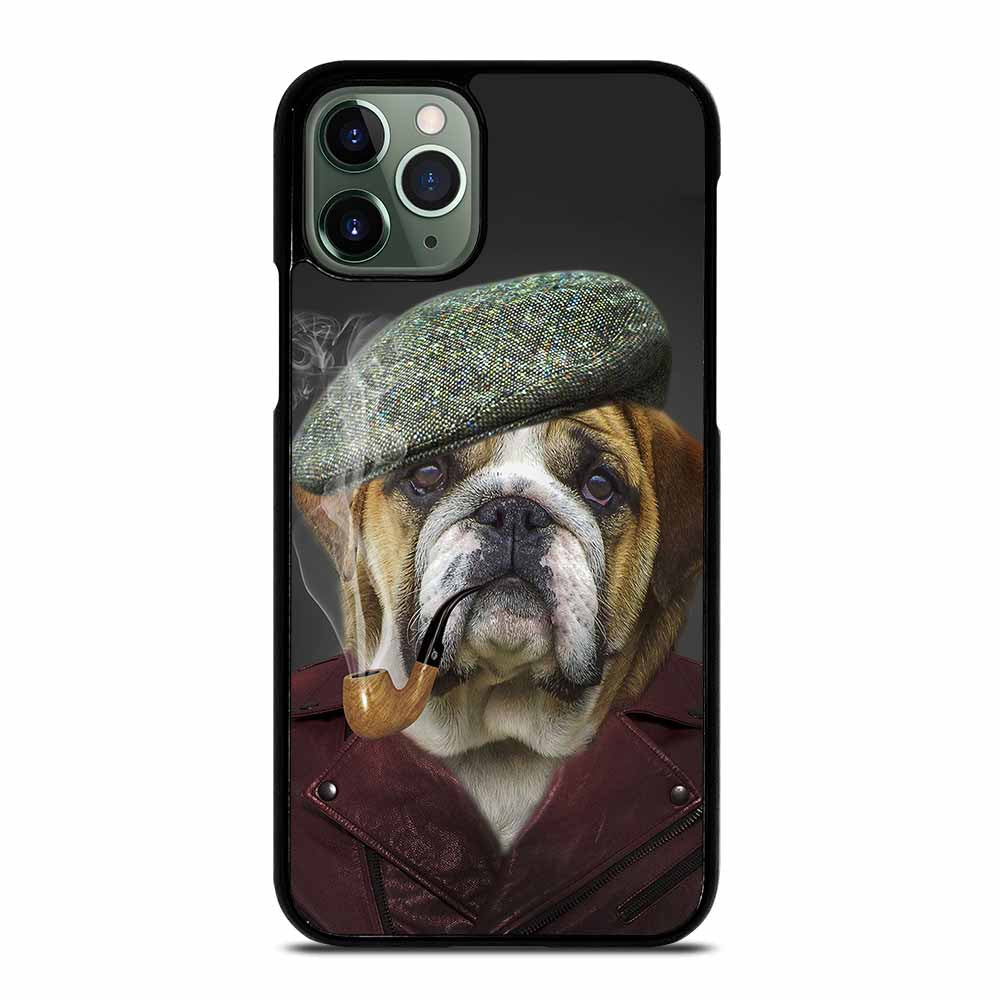 BULLDOG SMOKING PIPE iPhone 11 Pro Max Case