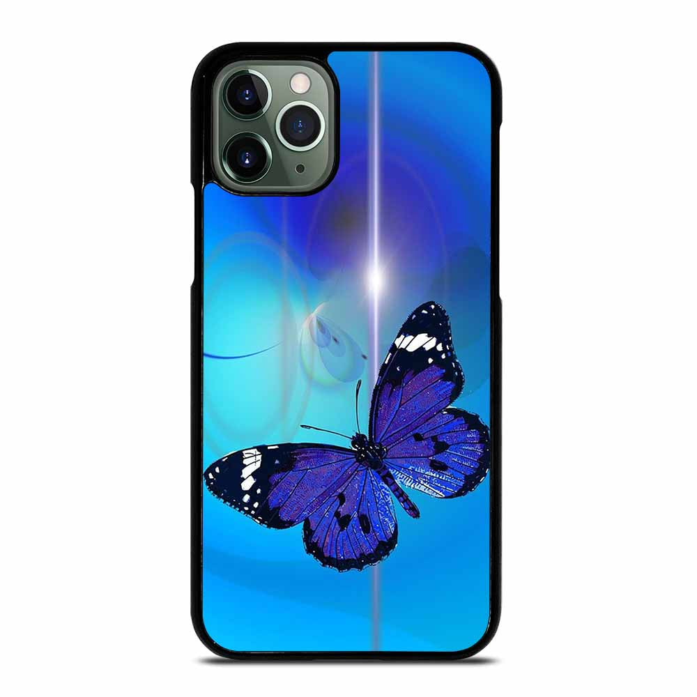 BUTTERFLIES BUTTERFLY ART iPhone 11 Pro Max Case