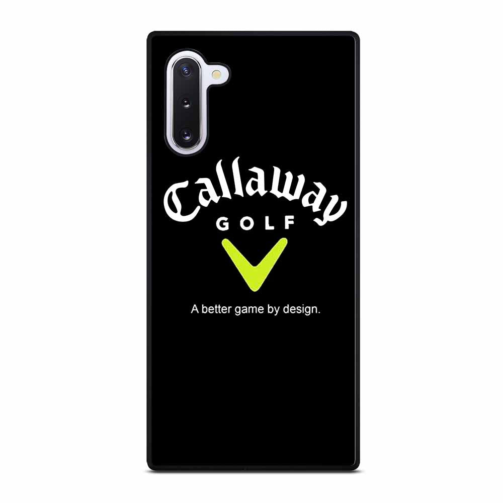 CALLAWAY GOLF LOGO Samsung Galaxy Note 10 Case