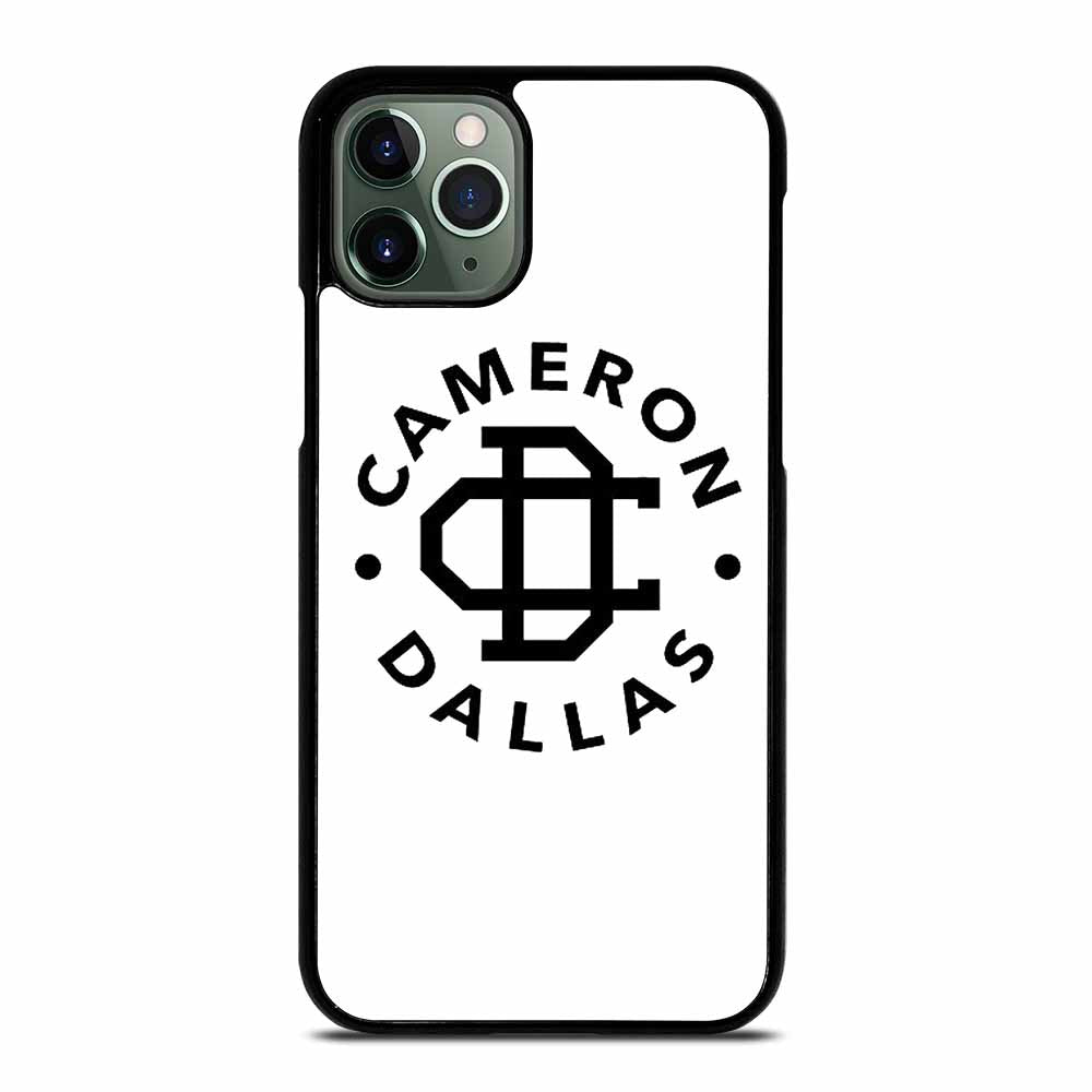 CAMERON DALLAS LOGO iPhone 11 Pro Max Case