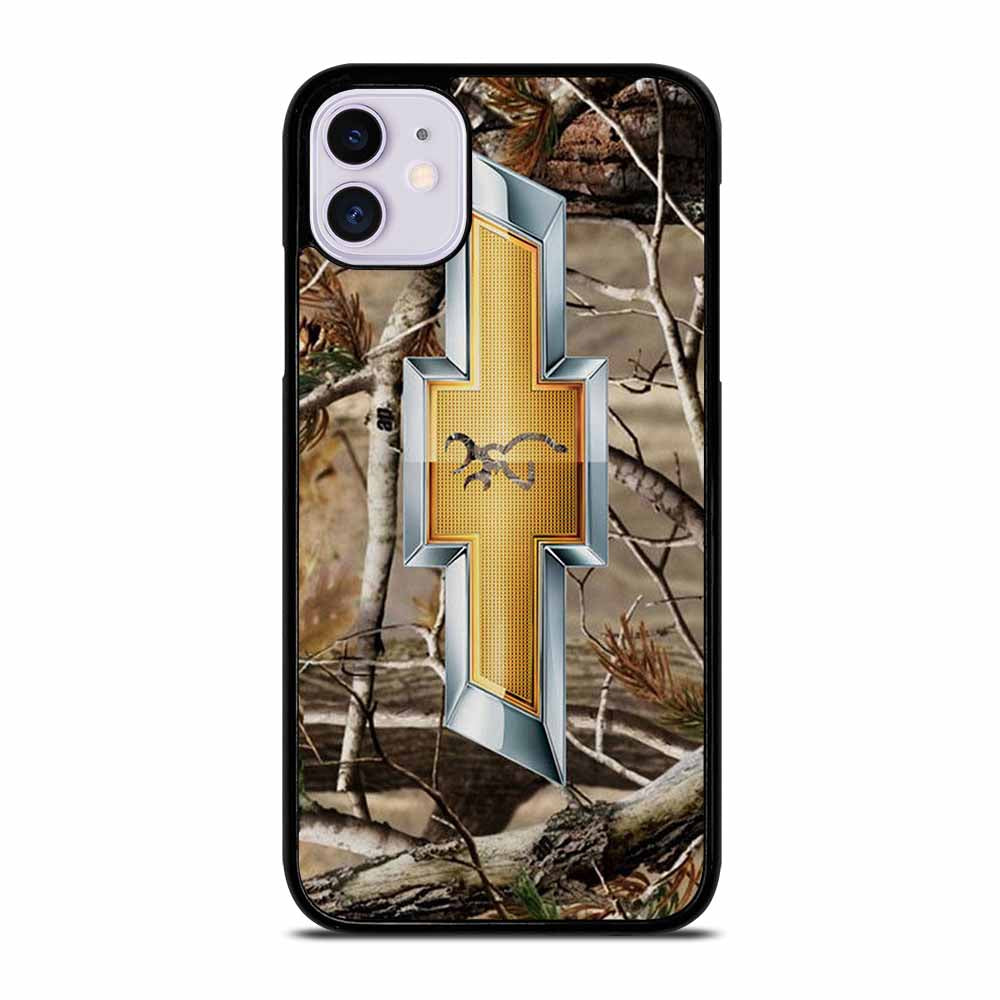 CAMO BROWNING CORVETTE iPhone 11 Case