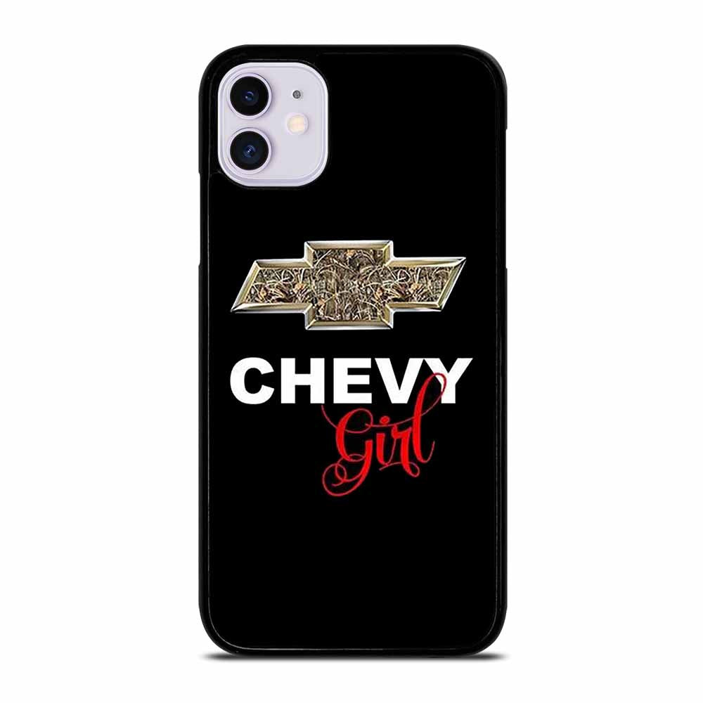 CAMO CHEVY GIRL #2 iPhone 11 Case