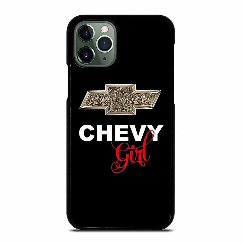 CAMO CHEVY GIRL #2 iPhone 11 Pro Max Case