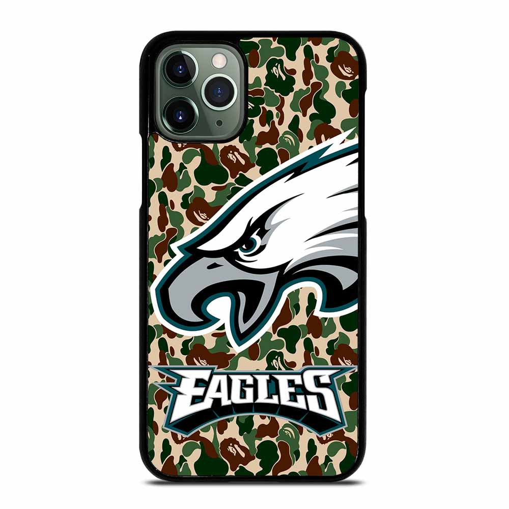 CAMO PHILADELPHIA EAGLES iPhone 11 Pro Max Case