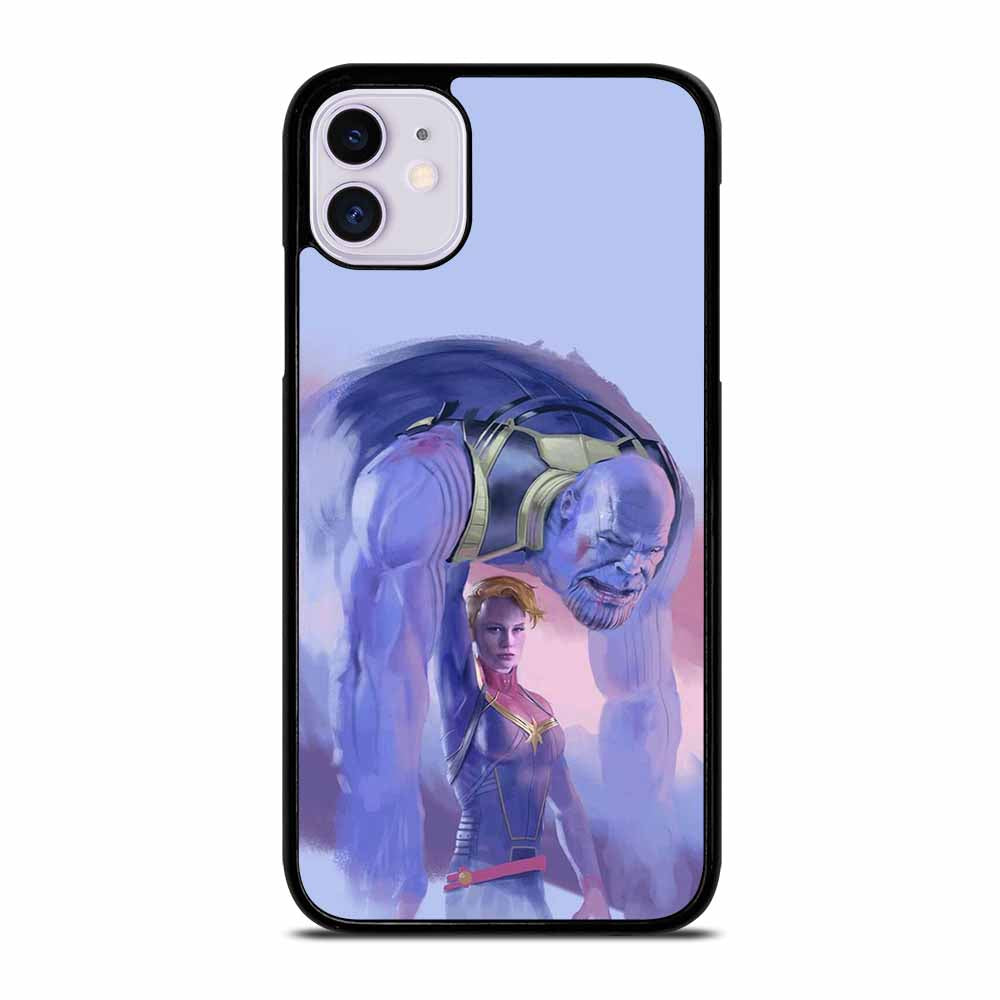 CAPTAIN MARVEL VS THANOS iPhone 11 Case