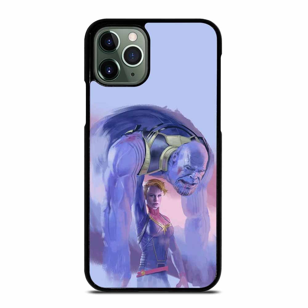CAPTAIN MARVEL VS THANOS iPhone 11 Pro Max Case