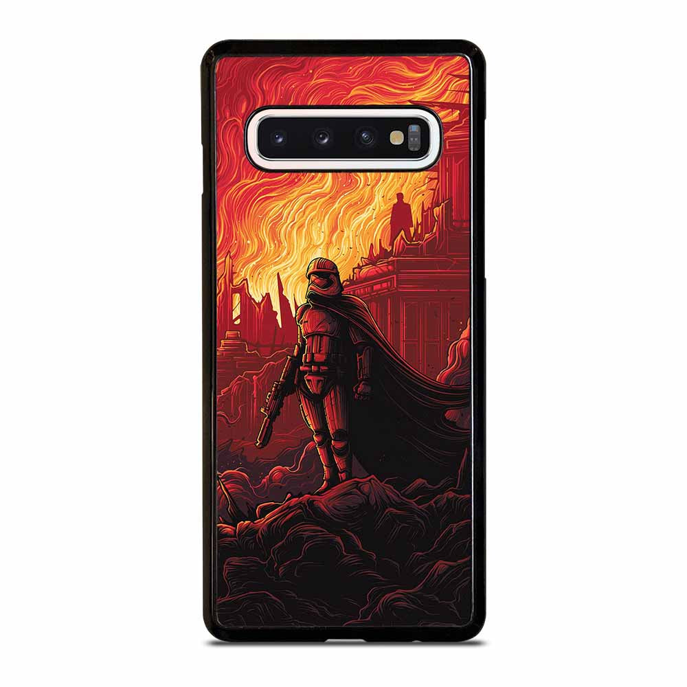 CAPTAIN PHASMA STAR WARS Samsung S6 S7 Edge S8 S9 S10 Plus S10 5G S10e Note 8 9 10 10+ Case