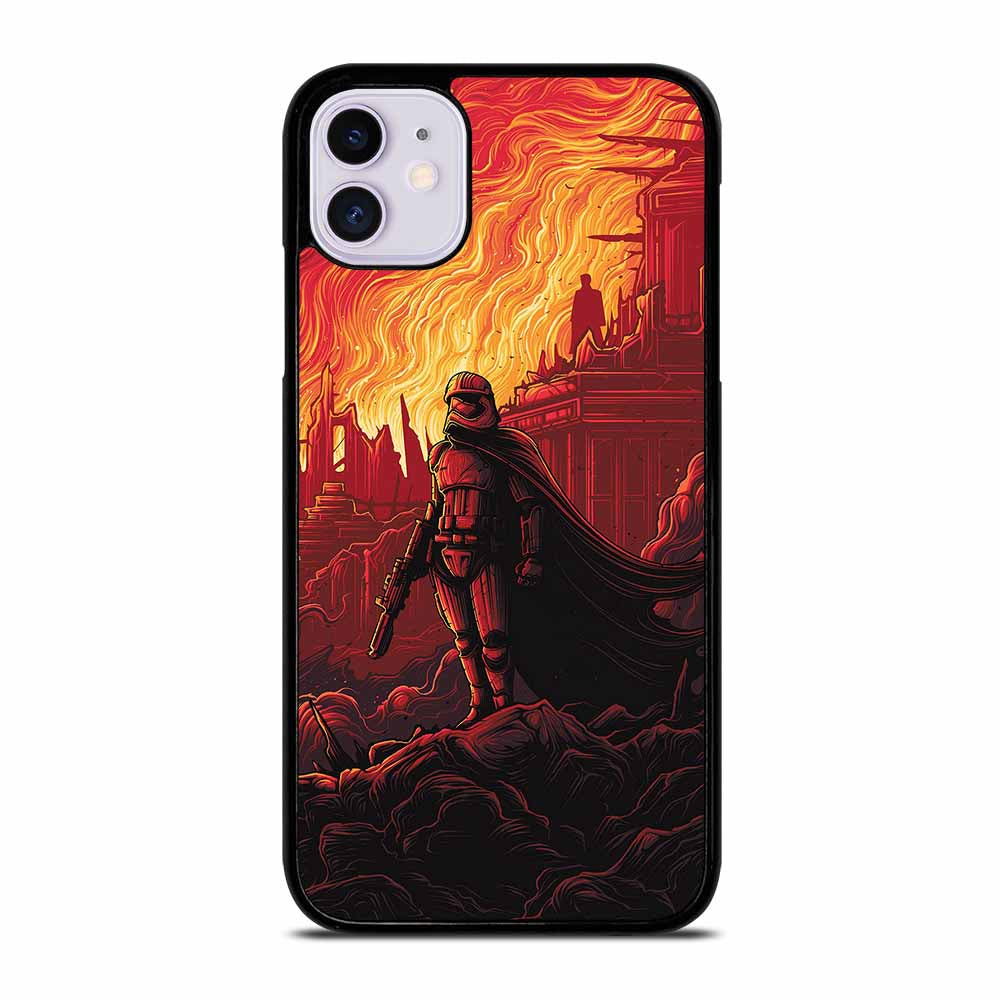 CAPTAIN PHASMA STAR WARS iPhone 11 Case
