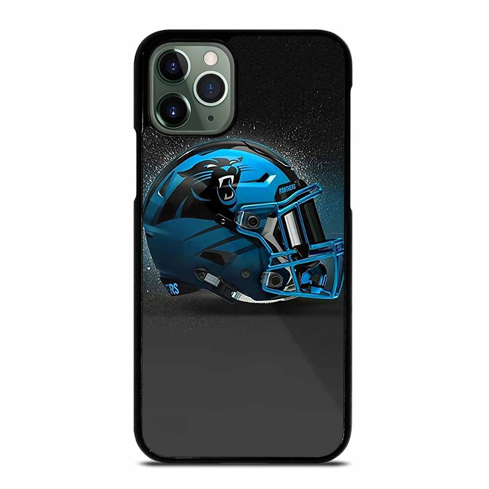 CAROLINA PANTHERS HELMET iPhone 11 Pro Max Case