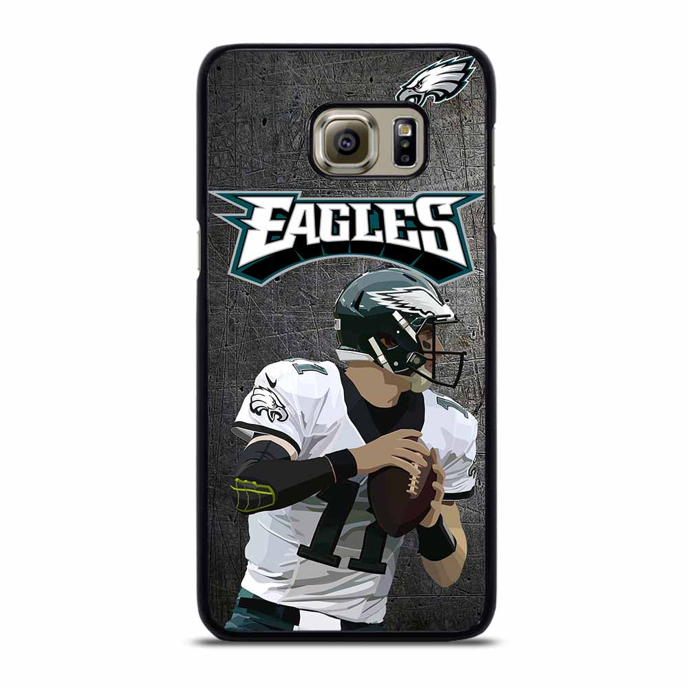 CARSON WENTZ PHILADELPHIA EAGLES Samsung Galaxy S6 Edge Plus Case