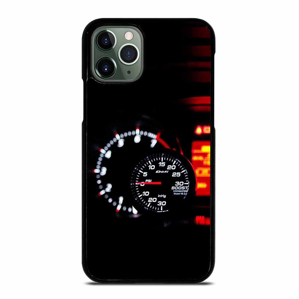 CAR SPEEDOMETER RACING iPhone 11 Pro Max Case