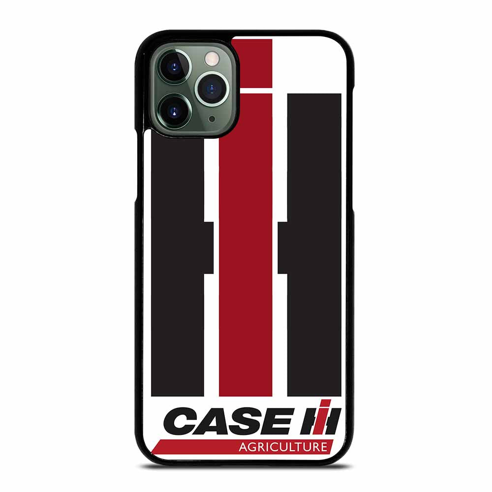 CASE IH TRACTOR DIESEL ICON iPhone 11 Pro Max Case
