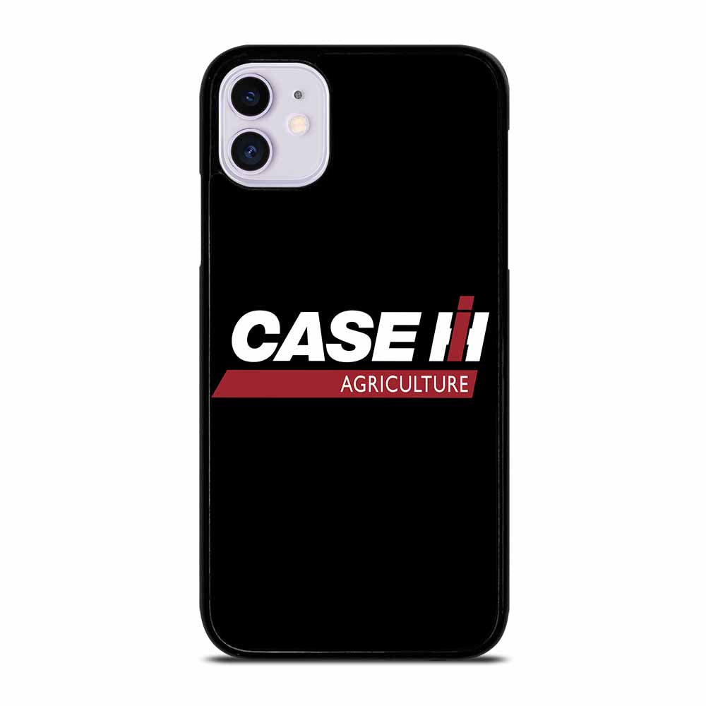 CASE IH TRACTOR DIESEL LOGO iPhone 11 Case