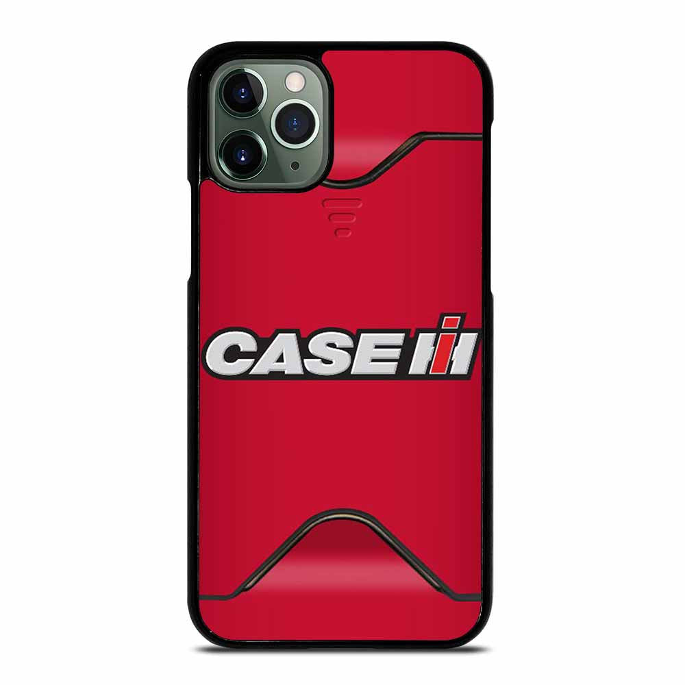 CASE IH TRACTOR DIESEL LOGO #1 iPhone 11 Pro Max Case