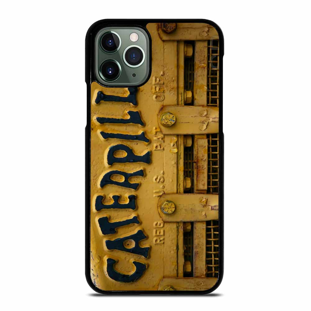 CATERPILAR CAT OLD iPhone 11 Pro Max Case