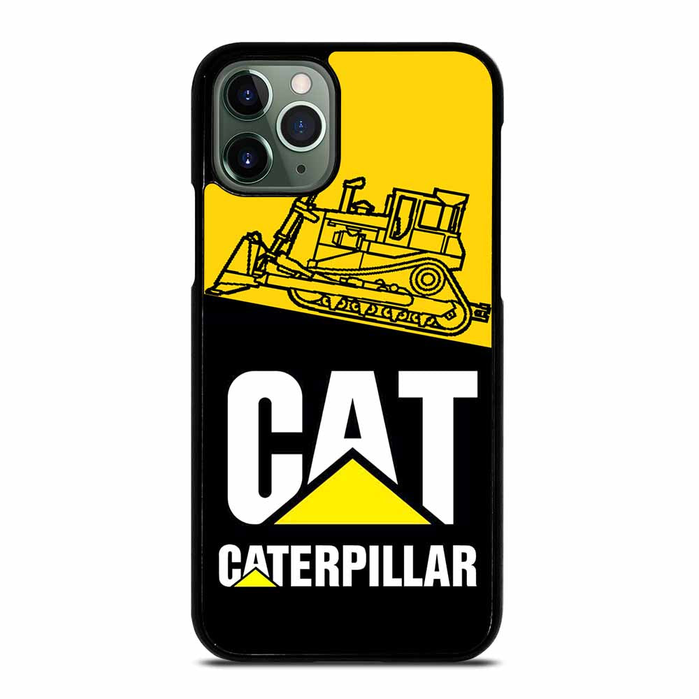CATERPILLAR BULLDOZER iPhone 11 Pro Max Case